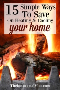 15 Simple Ways to Save on Heating and Cooling Your Home