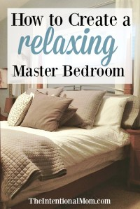 Creating a Master Bedroom That Is a Relaxing Haven