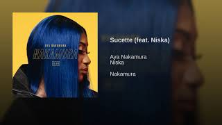 AYA NAKAMURA – Sucette ft. NISKA (English lyrics)