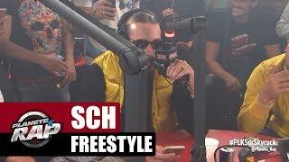 SCH Freestyle on Skyrock (English lyrics)
