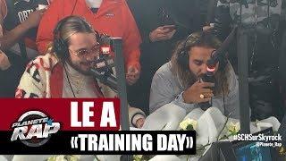 Le A – Training day (English lyrics)