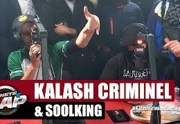 KALASH CRIMINEL – Savage ft. SOOLKING (English lyrics)