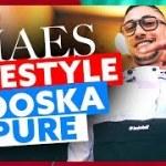 MAES –  freestyle Booska Pure (English lyrics)