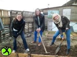 Planting in Argentina