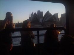 Settling in to Australia