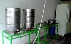 Help make craft beer in a brewery in Ecuador