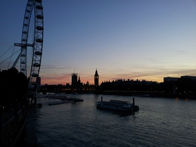 London at its finest
