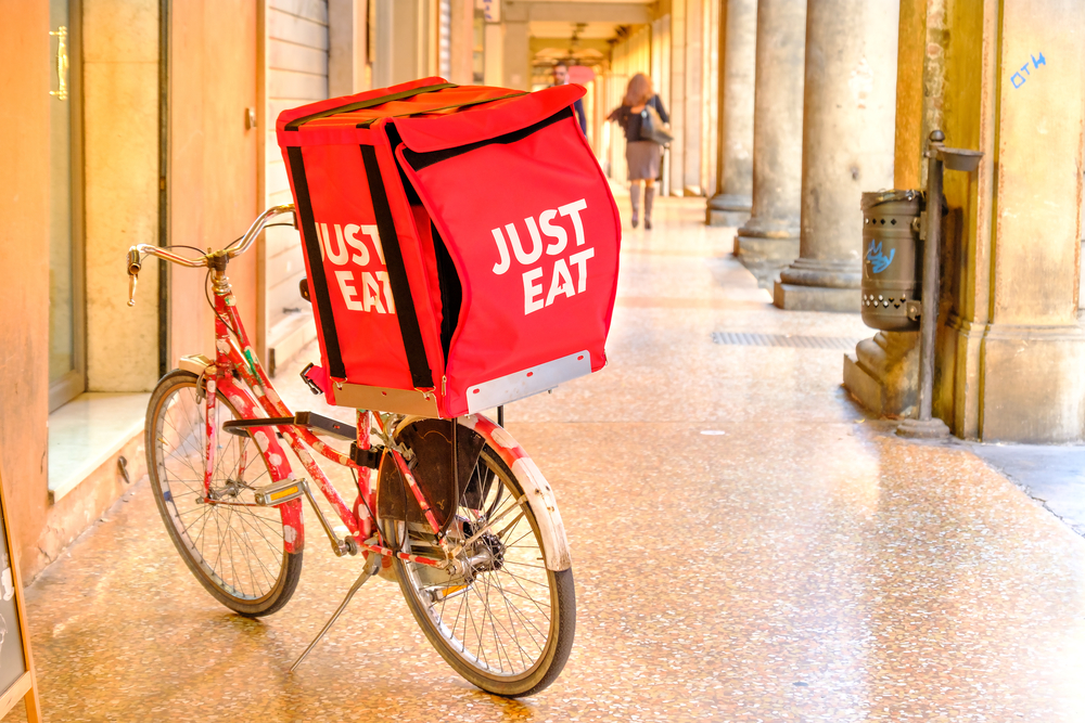 Just Eat's £200 million acquisition of Hungryhouse has provisionally been approved