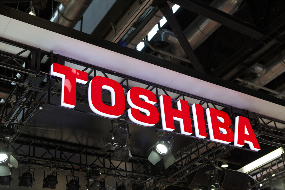 Toshiba selects Japan government-led group as preferred bidder for chip business