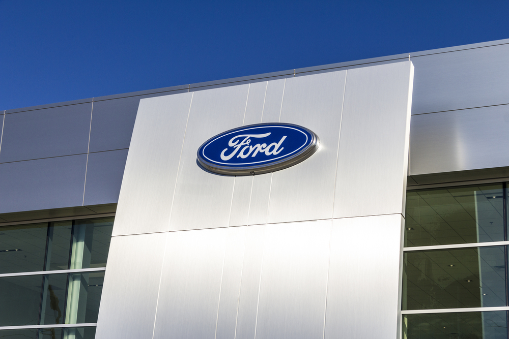 Ford Cutting White-Collar Jobs, Mostly Via Buyouts