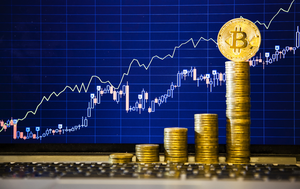 Bitcoin breaks $12000 barrier for first time