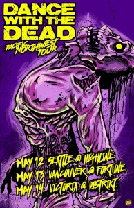 Dance With The Dead - May 13 at Venue @ VENUE |  |  |