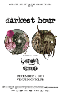 Darkest Hour :: Venue Nightclub @ Venue Nightclub | Vancouver | British Columbia | Canada