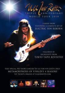 ULI JON ROTH @ Venue Nightclub | Vancouver | British Columbia | Canada