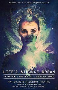 Life's Strange Dream / Das Mortal / FM Attack @ Rickshaw Theatre | Vancouver | British Columbia | Canada