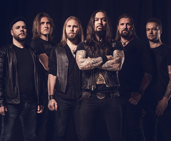 "AMORPHIS release ""Amongst the Stars"" music video; ""Queen of Time"" out now"
