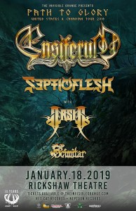 ENSIFERUM | SEPTICFLESH @ The Rickshaw Theatre | Vancouver | British Columbia | Canada