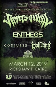 RIVERS OF NIHIL @ Rickshaw Theatre