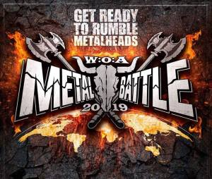 Wacken Metal Battle :: BC Round 4 @ The Red Room