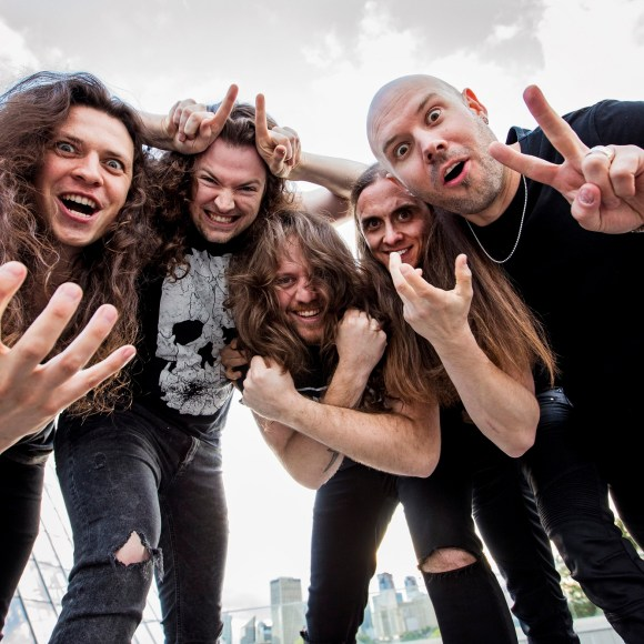 STRIKER's 'Summer of Shred' Is North American Tour Dates w/ Death Angel, Steel Panther, Holy Grail