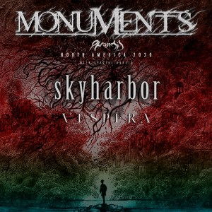 MONUMENTS   Skyharbor   Vespera @ Venue Nightclub