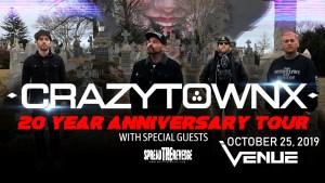 CRAZY TOWN @ Venue Nightclub