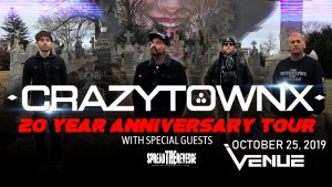 CRAZY TOWN @ Venue Nightclub