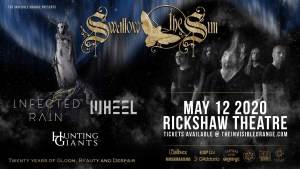 SWALLOW THE SUN @ Rickshaw Theatre