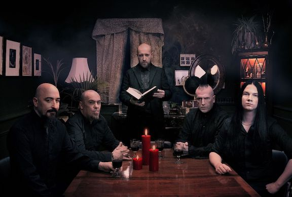 """PARADISE LOST ENTER WORLDWIDE CHARTS WITH NEW ALBUM """"OBSIDIAN"""""""