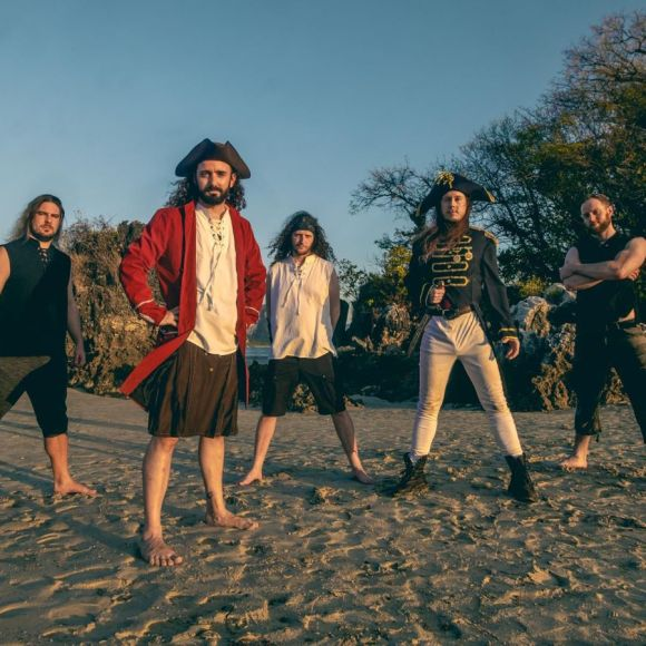 "ALESTORM Releases New Single & Official Video ""Pirate Metal Drinking Crew"""