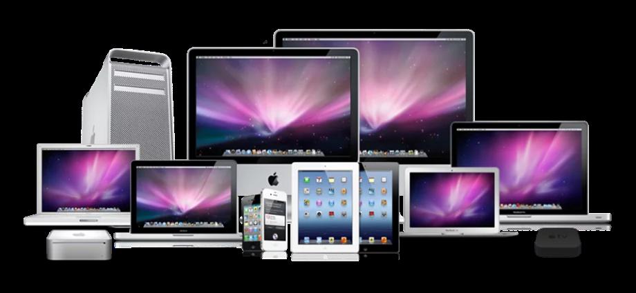 ipad, imac, laptops