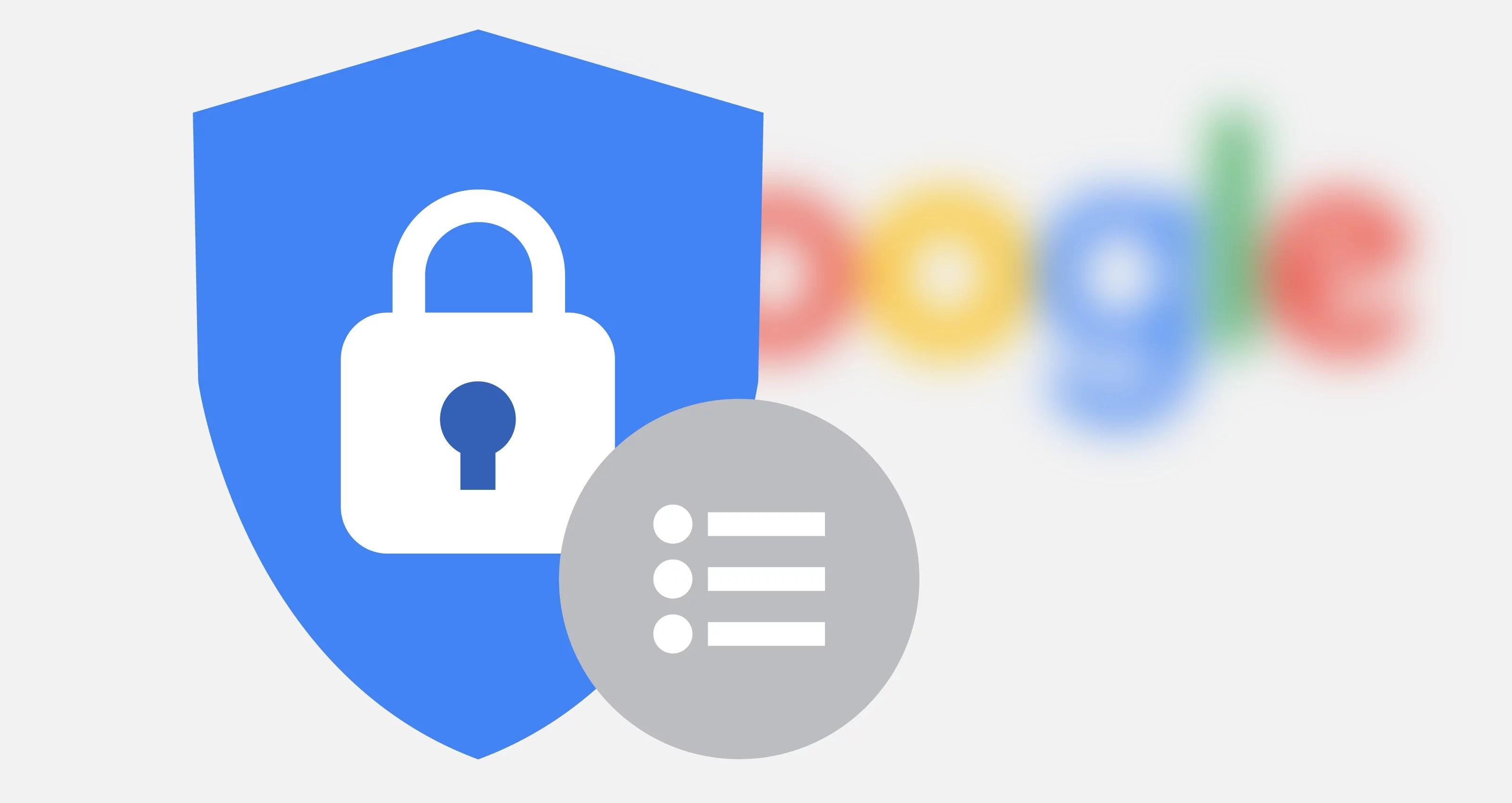 google account remove