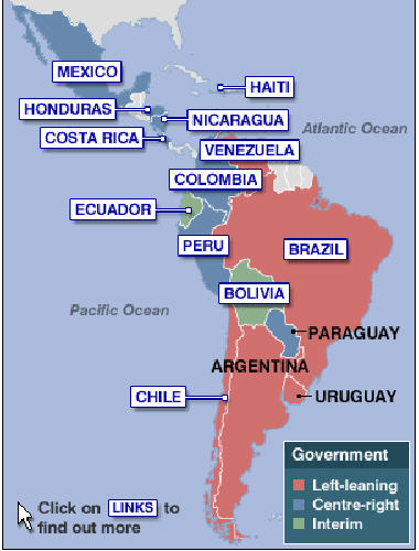 Bolivia joins the anti-American insurgency in the Americas ...