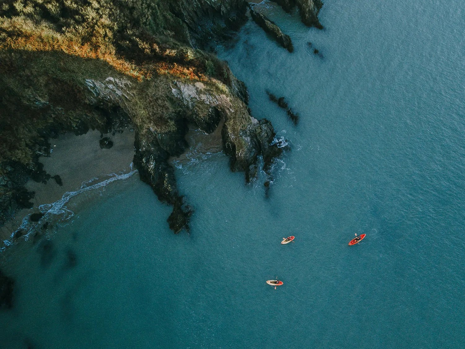 Sea Kayaking Ireland