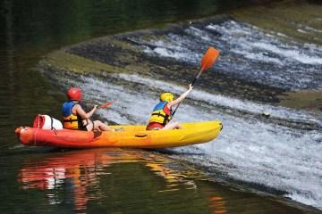White Water Kayaking Experience