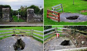 The Kilrossanty Holy Wells - The Irish Place