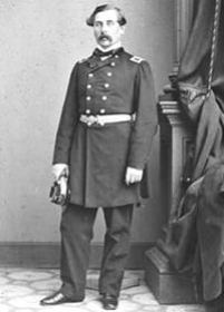 Thomas Francis Meagher who flew the first Tricolour flag on March 7th, 1848, from 33 The Mall, Waterford, at the Wolfe Tone Club - The Irish Place