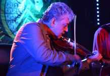 Cathal Hayden of the Máirtín O'Connor Trio - The Irish Place #doolinfest