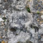 Sheela na Gig over the south door of Kilnaboy Church - The Irish Place