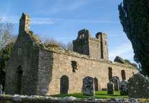 The Medieval Kilfane Church - The Irish Place