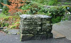 Mass Rock used during Penal Times at Tobernalt Holy Well - The Irish Place