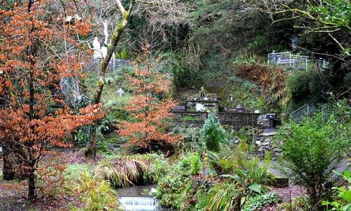 The beautiful serene setting of Tobernalt Holy Well - The Irish Place