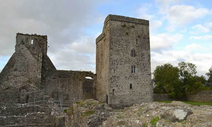 The Prior's Tower at Kells Priory - The Irish Place