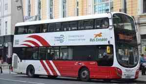 A Bus Éireann bus