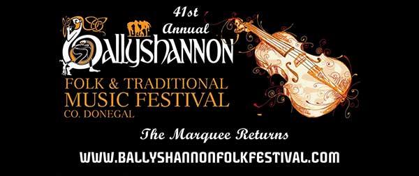 Ballyshannon Folk Festival