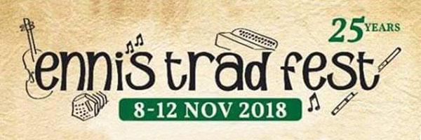 Ennis Trad Fest 2018