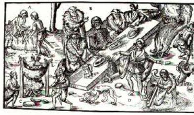 Irish Clans in the Sixteenth century – The Irish Story