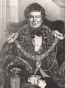 O'Connell as Mayor of Dublin in 1841