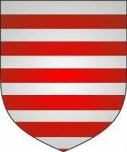 The de Burgh dynasty's insignia.