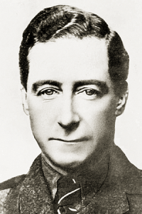 Cathal Brugha, badly wounded during the battle.